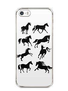Capa Iphone 5/S Cavalos #2