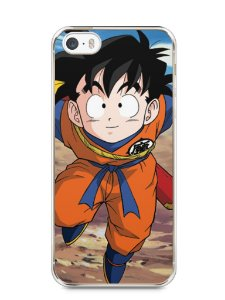 Capa Iphone 5/S Dragon Ball Z Gohan Pequeno