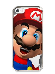 Capa Iphone 5/S Super Mario #1