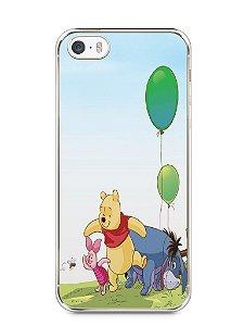 Capa Iphone 5/S Ursinho Pooh