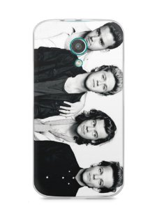 Capa Moto G2 One Direction #1