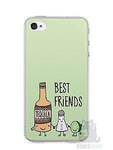 Capa Iphone 4/S Tequila, Sal e Limão
