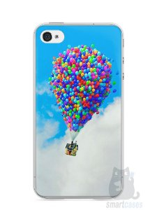 Capa Iphone 4/S Balões