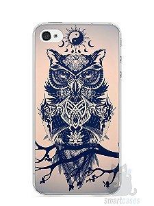 Capa Iphone 4/S Coruja #5