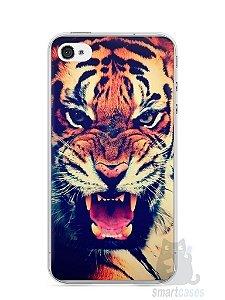 Capa Iphone 4/S Tigre Feroz