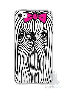 Capa Iphone 4/S Cachorro Chitzu