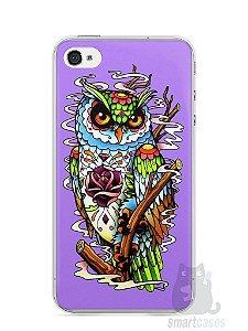 Capa Iphone 4/S Coruja #2
