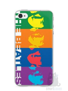 Capa Iphone 4/S The Beatles #2