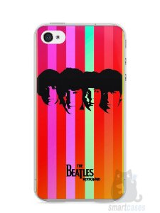 Capa Iphone 4/S The Beatles #4