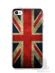 Capa Iphone 4/S Bandeira da Inglaterra