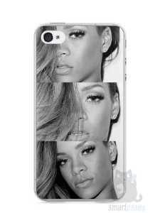Capa Iphone 4/S Rihanna #4