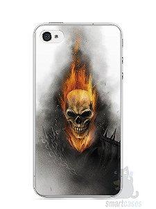 Capa Iphone 4/S Motoqueiro Fantasma