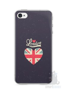 Capa Iphone 4/S Londres #5