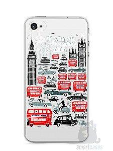 Capa Iphone 4/S Londres #2