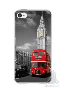 Capa Iphone 4/S Londres #3