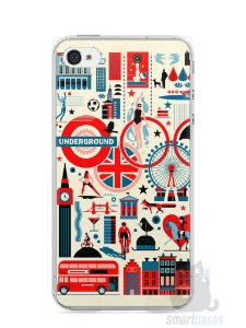Capa Iphone 4/S Londres #4