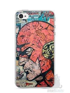 Capa Iphone 4/S The Flash Comic Books