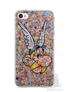 Capa Iphone 4/S Astérix Comic Books