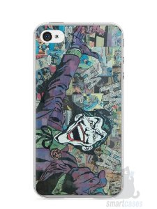 Capa Iphone 4/S Coringa Comic Books