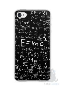 Capa Iphone 4/S Teoria da Relatividade Einstein