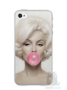 Capa Iphone 4/S Marilyn Monroe #1