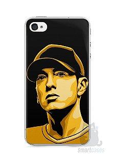 Capa Iphone 4/S Eminem #1