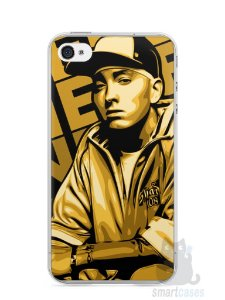 Capa Iphone 4/S Eminem #2