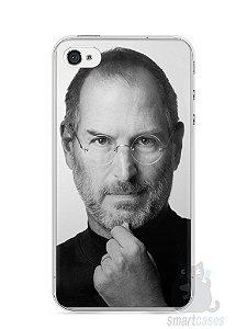 Capa Iphone 4/S Steve Jobs