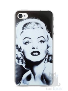 Capa Iphone 4/S Marilyn Monroe #4