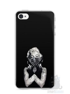 Capa Iphone 4/S Marilyn Monroe #5