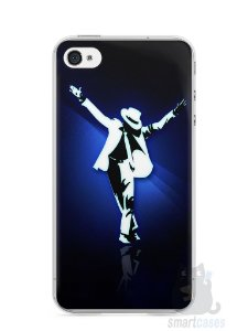 Capa Iphone 4/S Michael Jackson #1