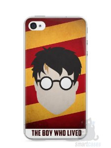 Capa Iphone 4/S Harry Potter #2