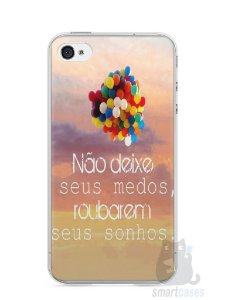 Capa Iphone 4/S Frase #3