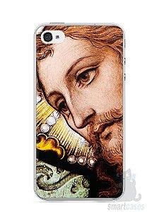 Capa Iphone 4/S Jesus #2