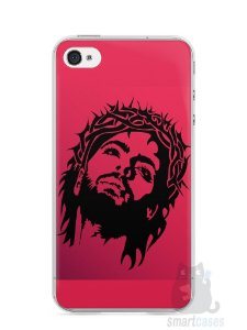 Capa Iphone 4/S Jesus #7