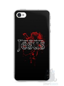 Capa Iphone 4/S Jesus #5