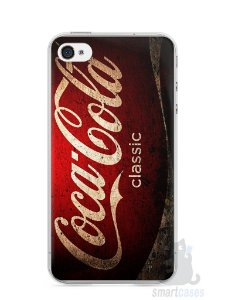 Capa Iphone 4/S Coca-Cola Classic