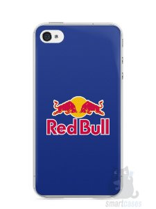Capa Iphone 4/S Red Bull #2