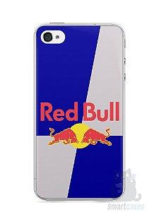 Capa Iphone 4/S Red Bull #1