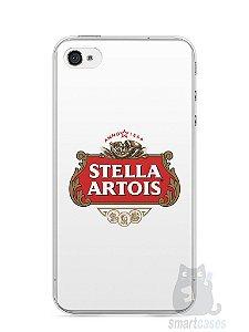 Capa Iphone 4/S Cerveja Stella Artois