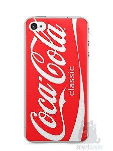 Capa Iphone 4/S Coca-Cola
