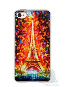 Capa Iphone 4/S Torre Eiffel #3