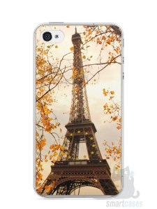 Capa Iphone 4/S Torre Eiffel #1