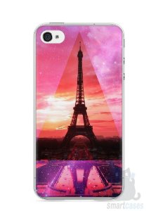 Capa Iphone 4/S Torre Eiffel #2
