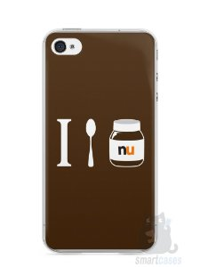 Capa Iphone 4/S Nutella #4