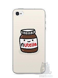 Capa Iphone 4/S Nutella #2