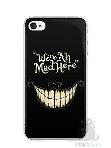 Capa Iphone 4/S Alice no País das Maravilhas