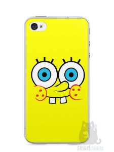Capa Iphone 4/S Bob Esponja #1
