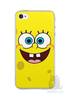 Capa Iphone 4/S Bob Esponja #2