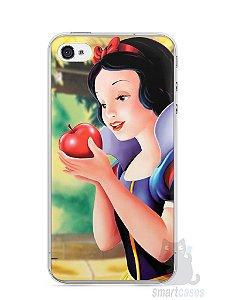 Capa Iphone 4/S Branca de Neve